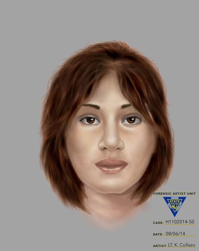 State Police Hope New 'Tiger Lady' Sketch Brings Info on Cold Case