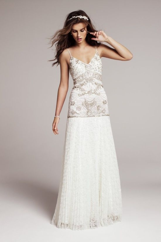 Gown available at The Nordstrom Wedding Suite.   Bridal Fashions ...