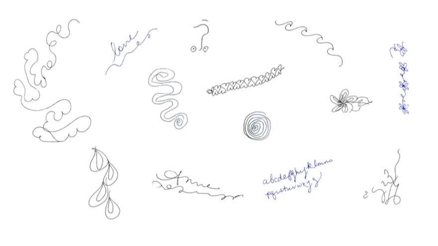 What your doodles say about your personality type... DYT