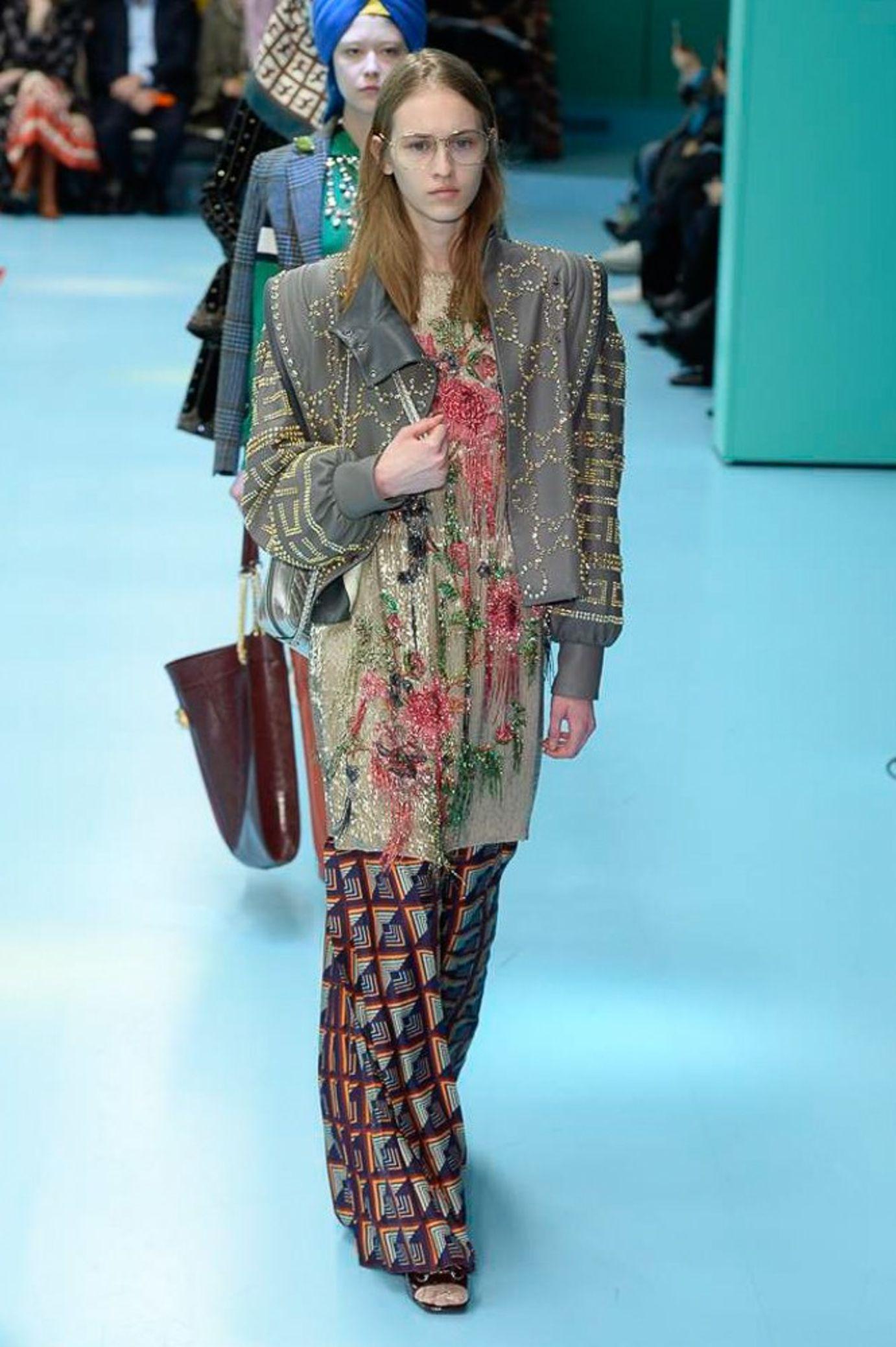 Gucci Ready-to-wear Fall/Winter 2018-2019 READY-TO-WEAR ...