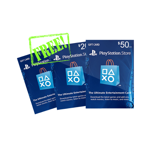 Do you want a free PSN code? We have free PSN codes for