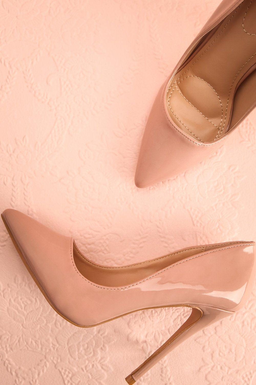 Vendome | Wedding shoes heels, Pink
