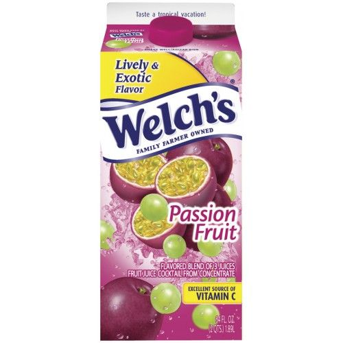 Welch's Passion Fruit Juice
