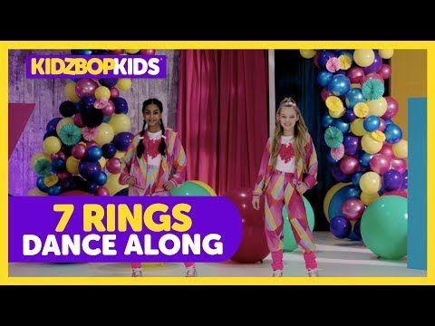 1c575bc6e KIDZ BOP Kids - 7 Rings (Dance Along) [KIDZ BOP Fridays] - YouTube ...