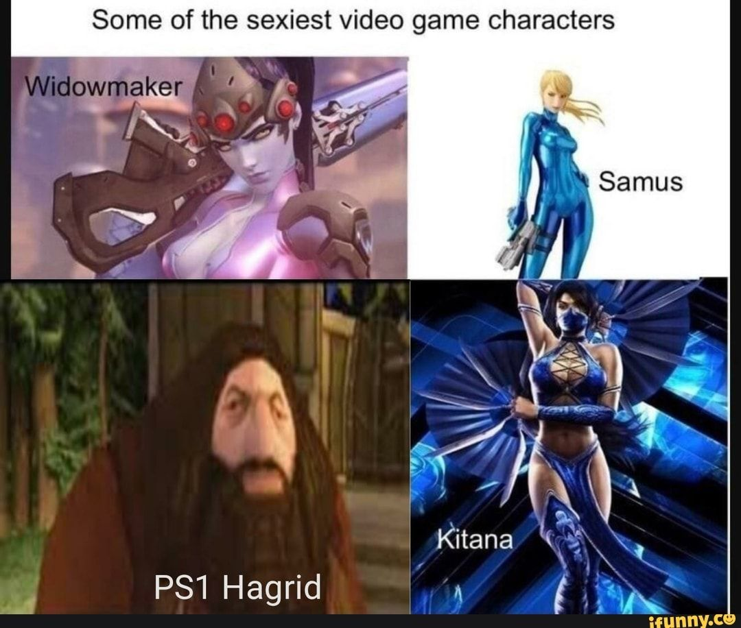 Some Of The Sexiest Video Game Characters Ifunny Video Games Funny Funny Memes Video Game Characters