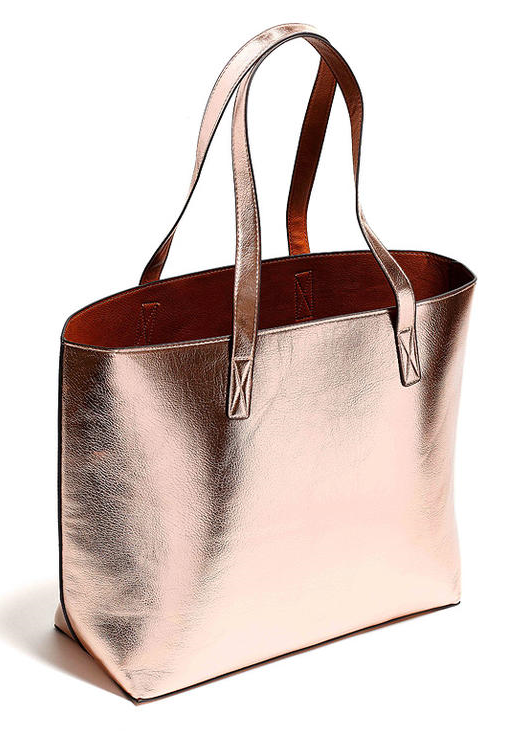 Shine This Season With Rose Gold Gifts | Old Navy tote bag | Gift ...