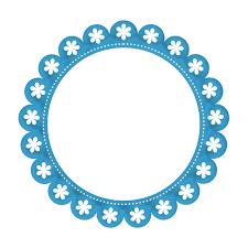Resultado De Imagem Para Frame Azul Png Molduras Redondas Ideias Para Logotipos Moldes De Convites