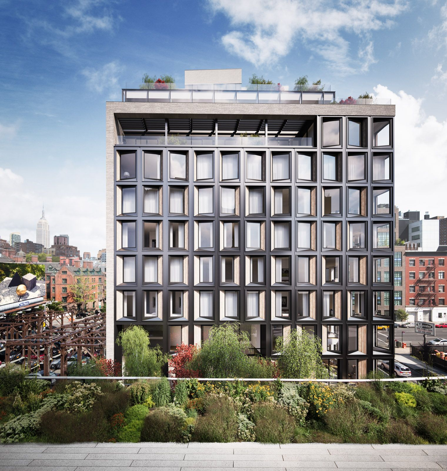 Apartment Vs Condo: 505 West 19th Street Offers A Mixture Of One- To Five