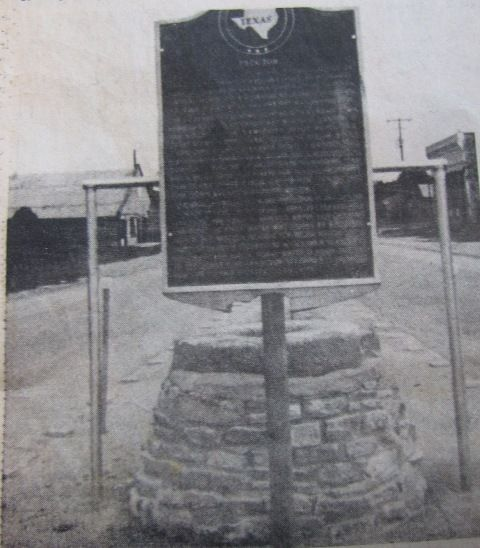 Bank Robbery In Proctor Texas Texas History Historical Marker Mystery Of History