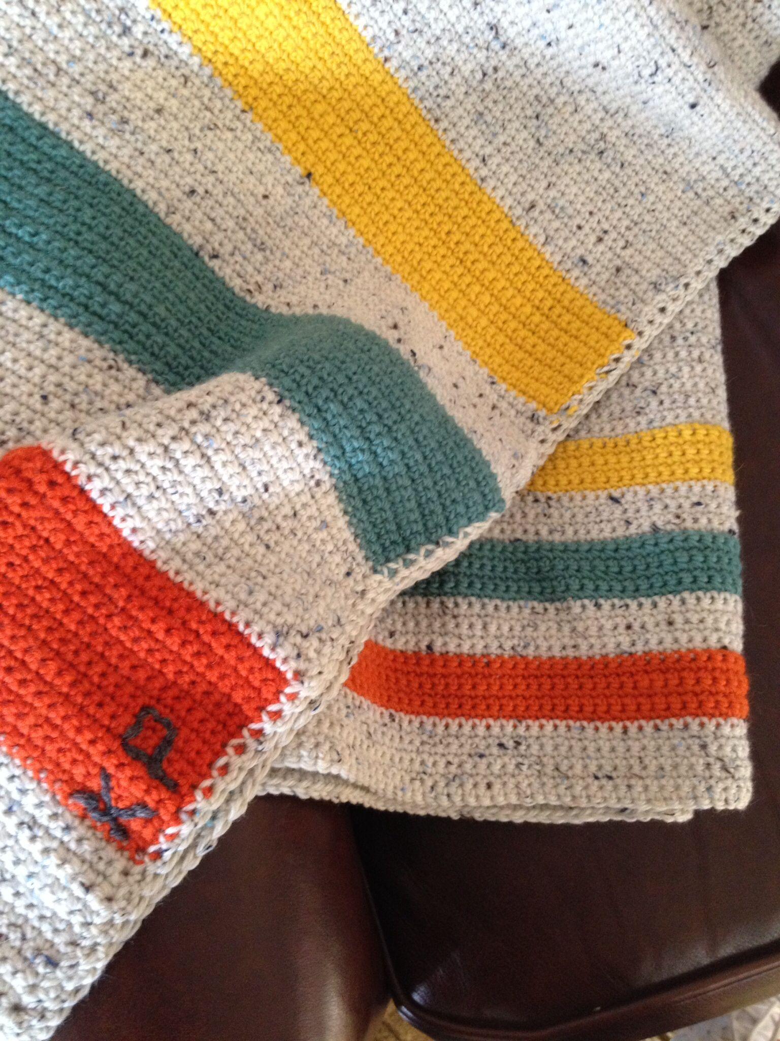 Einfache Decke Häkeln Pinterest Häkeln Stricken Und Nähen