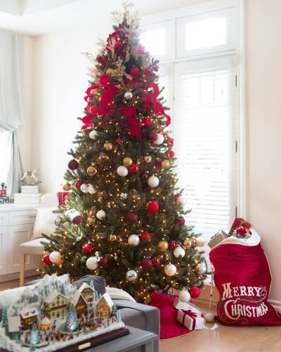 European Ornaments Are An Elegant Way To Express Your Love For Christmas Christmas Ornament Sets Best Artificial Christmas Trees Xmas Decorations
