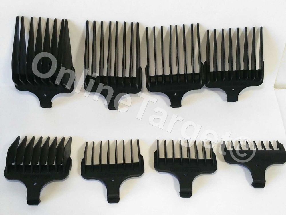 Wahl T Blade Hair Guides Attachments