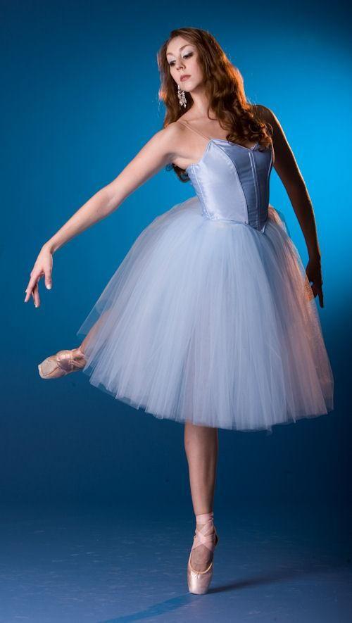 Ballerina`s Style: Historia del tutú