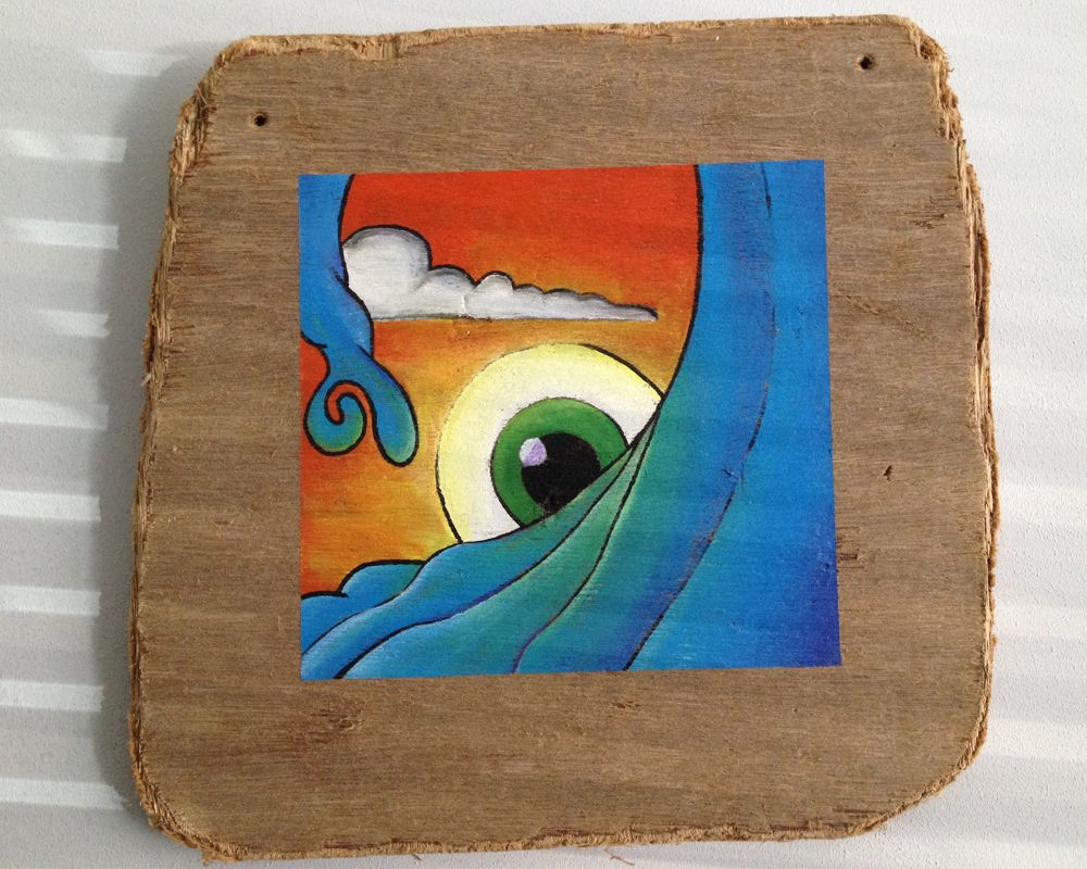 eye surf Original Monts by #Elsiedrew