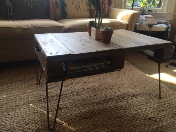 Craigslist Crushes Rustic Furniture Elm Coffee Table West Elm Coffee Table Coffee Table