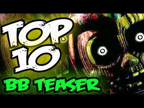 Top 10 Things You Missed In The Fnaf 3 Balloon Boy Teaser
