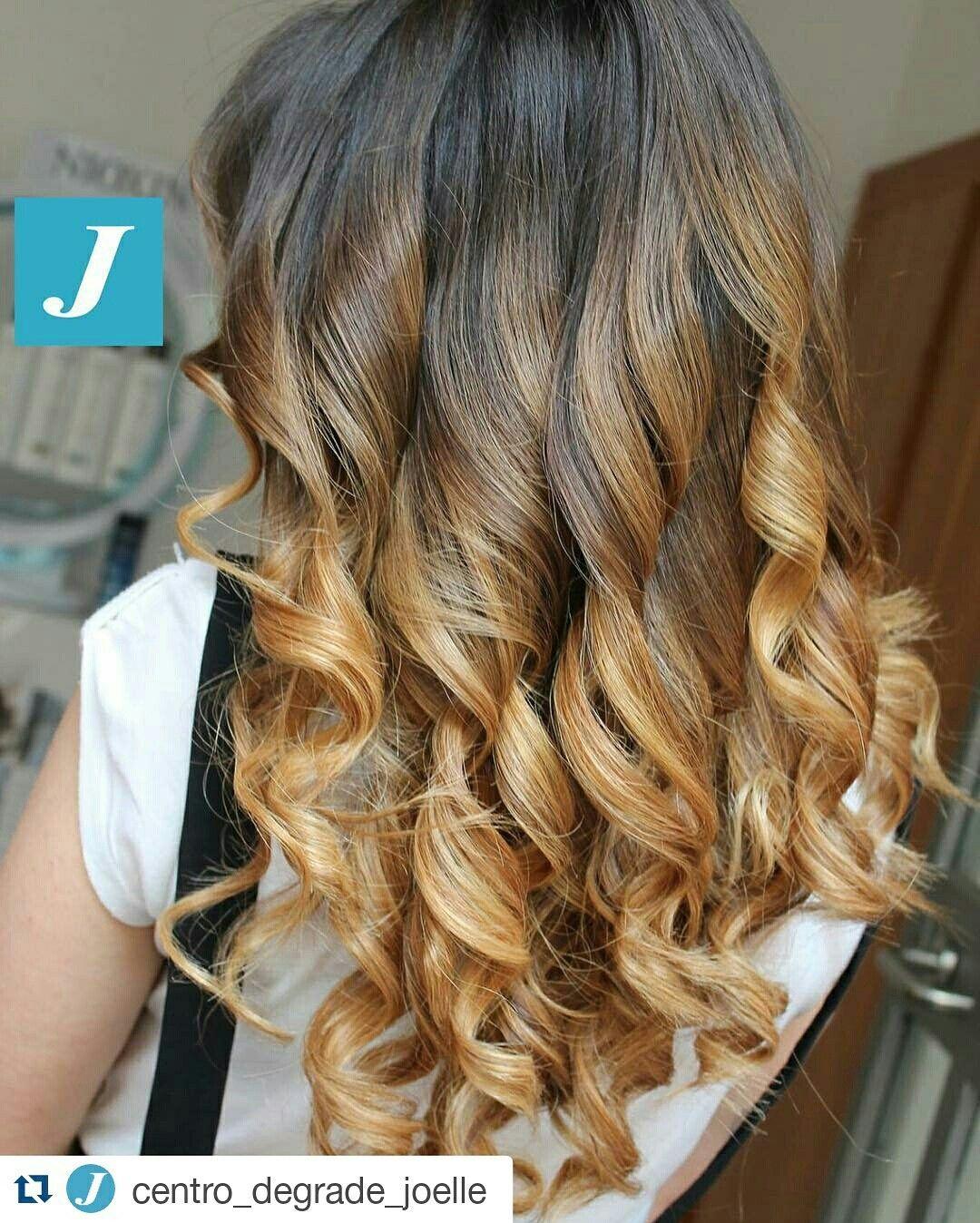 Che ci sia il sole o no, il Degradé Joelle illumina le tue giornate! #cdj #degradejoelle #tagliopuntearia #degradé #igers #musthave #hair #hairstyle #haircolour #longhair #ootd #hairfashion #madeinitaly #wellastudionyc