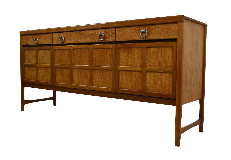 La Credenza Uk : Mid century teak credenza made by nathan furniture uk