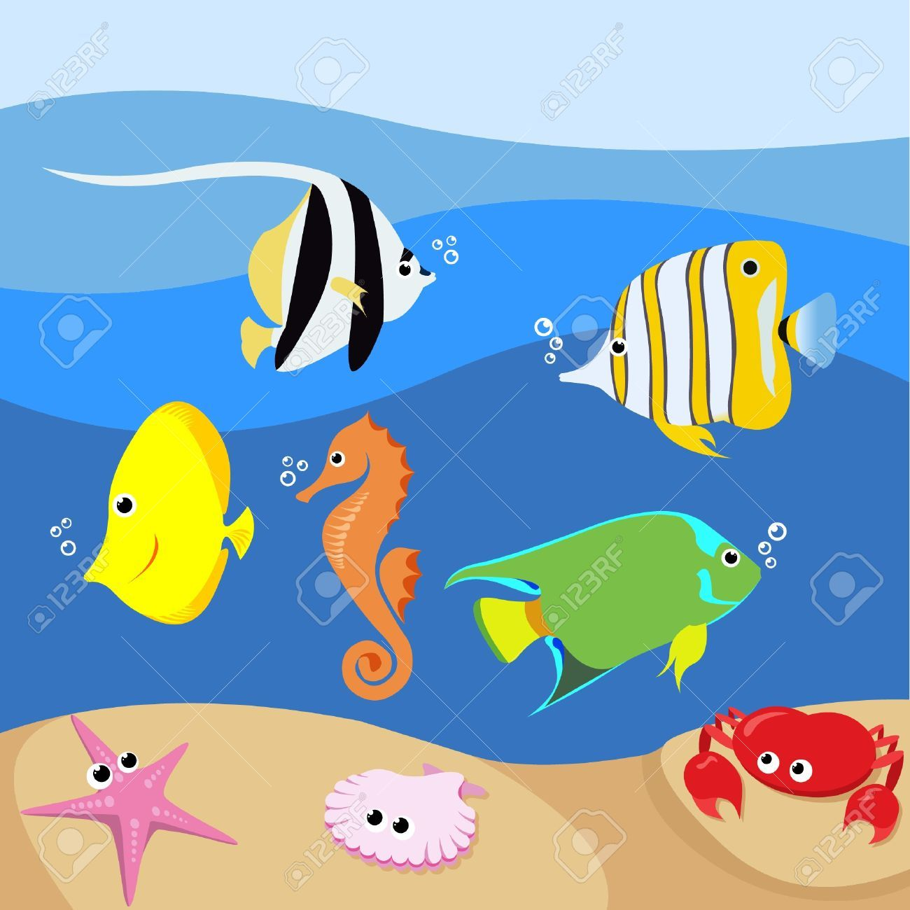 Pin By Mary Samir On Activities Marine Life Tropical Fish Fish Stock