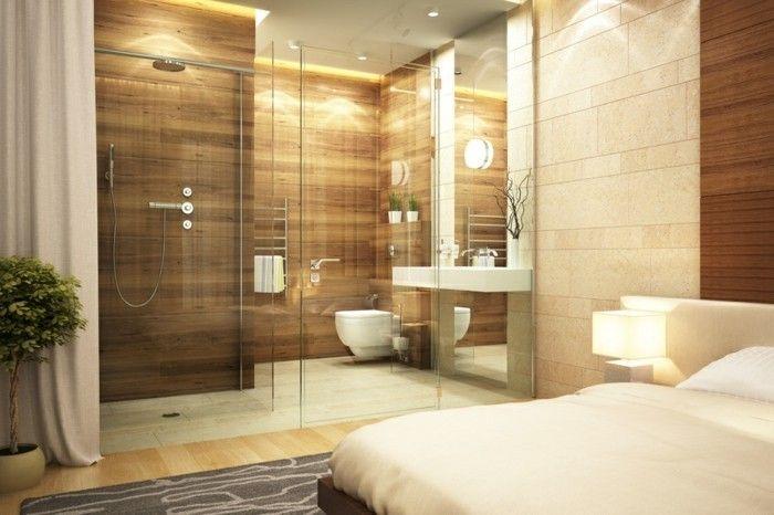 Modèle douche à l\u0027italienne - 74 idées pour l\u0027aménager - Archzinefr - Salle De Bain Moderne Douche Italienne