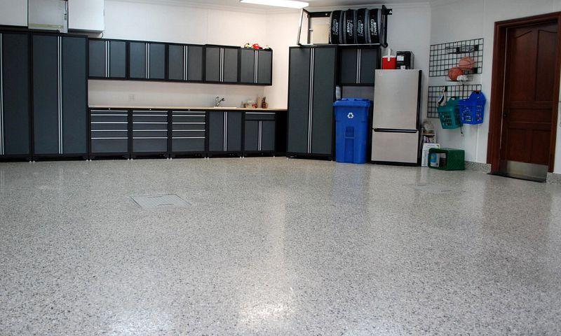 Garage Floor Gallery and Pictures Garage floor epoxy