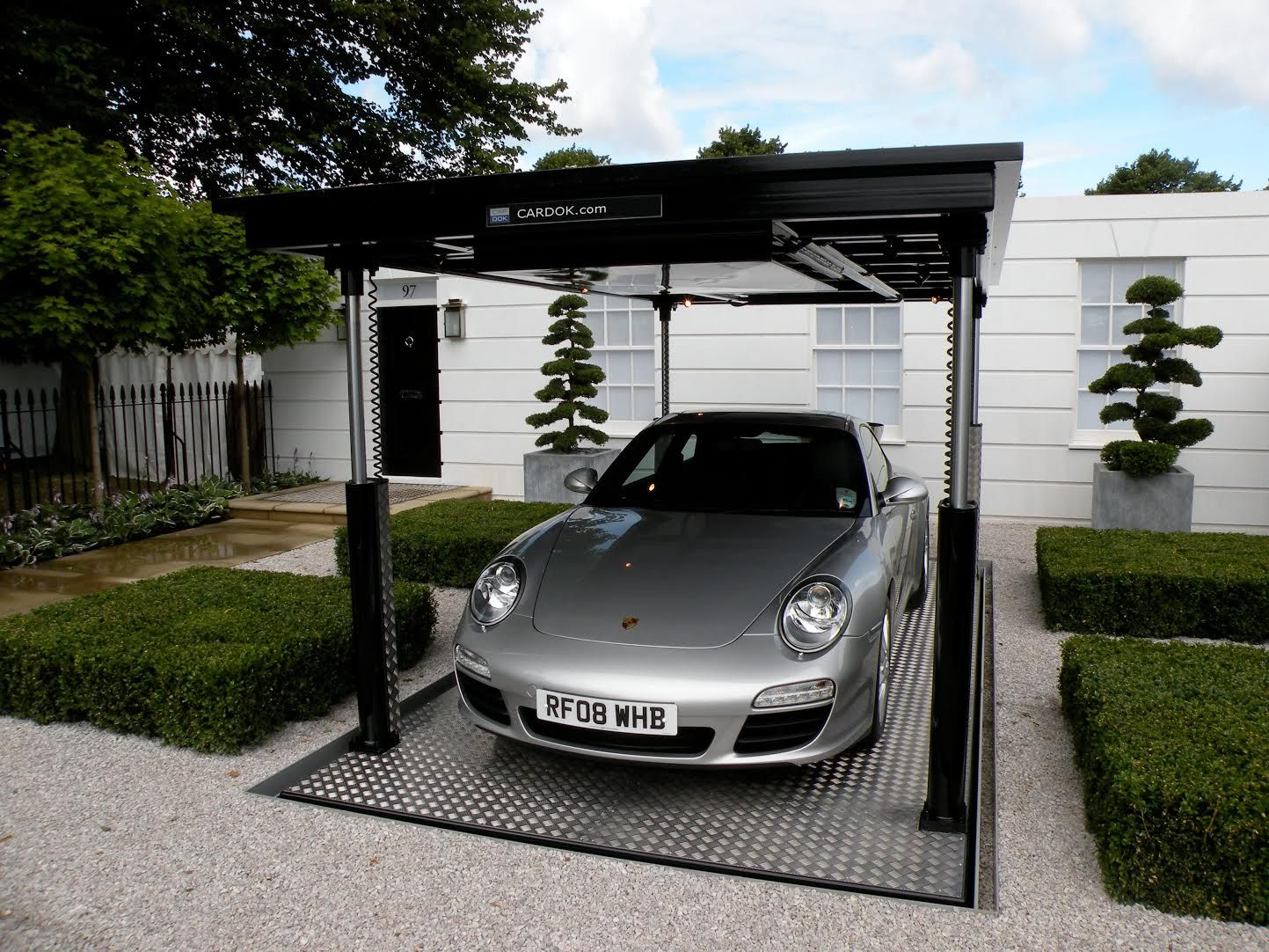 Innovative Space-Saving Underground Home Parking Solutions ...