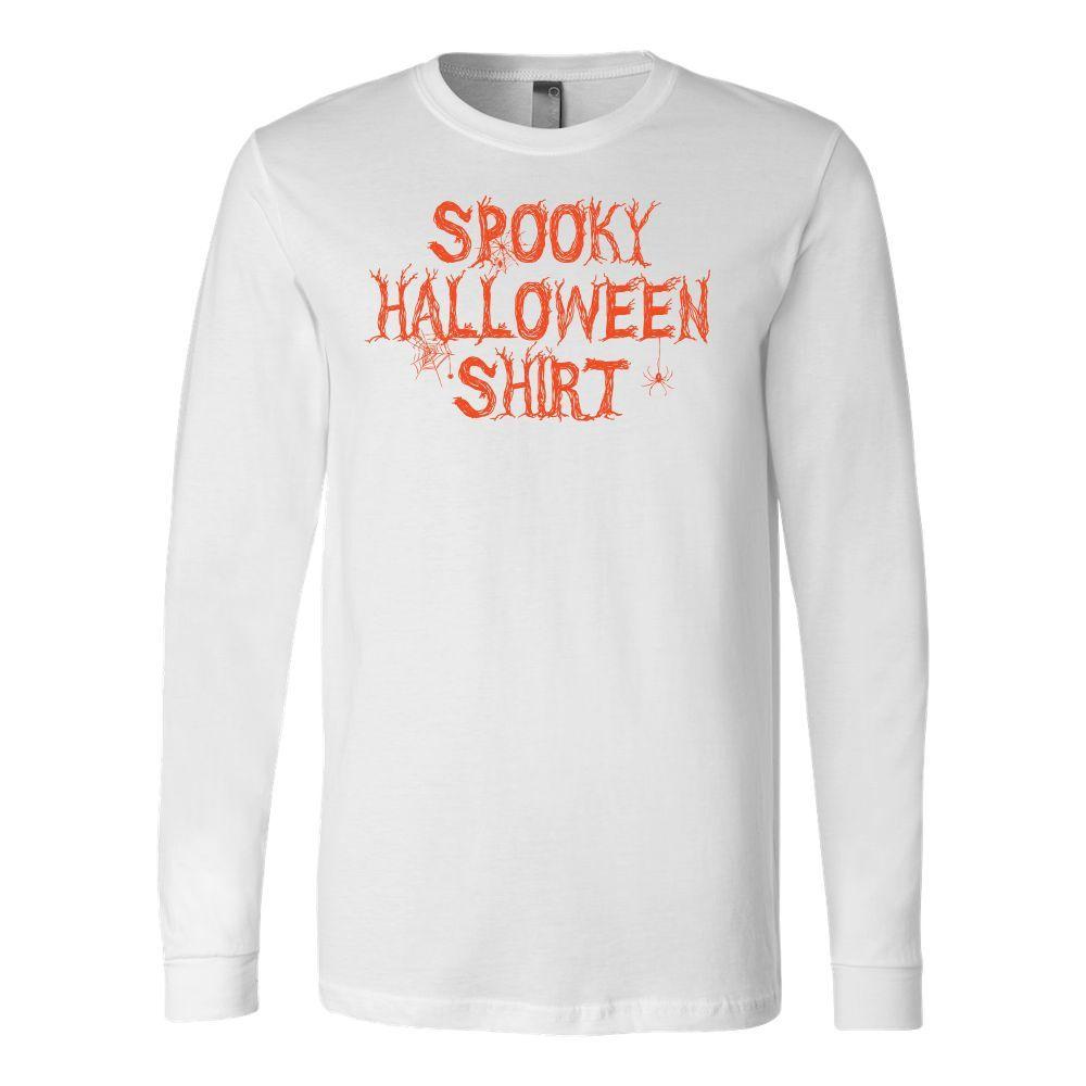 Halloween - SPOOKY HALLOWEEN - Men Long Sleeve T Shirt - TL00759LS