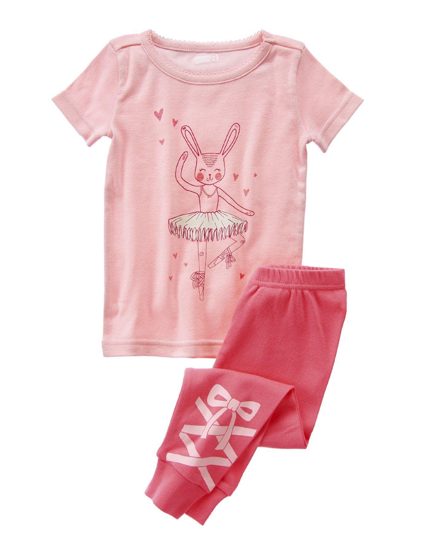 0843b9c68 Ballerina Bunny 2-Piece Pajama Set at Crazy 8 | Ace & Jocelyn's ...