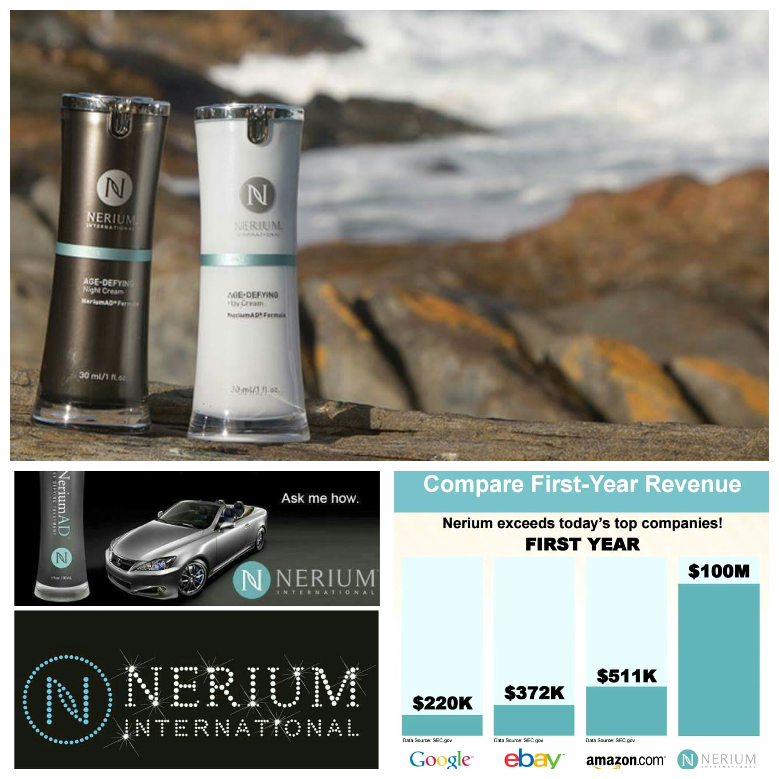 7 Powerful Benefits Nerium Brand Partners Have That Have Nothing To Do With Weekly Paychecks - Article, Click to Read