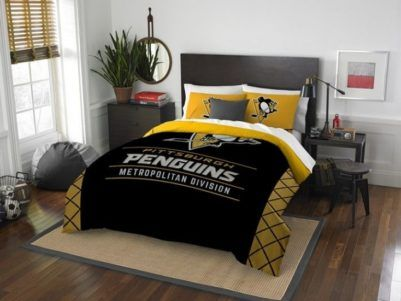 Amazing Cute Pittsburgh Penguins Bedroom Ideas 02 | Bedrooms Design Ideas |  Pinterest | Bedrooms
