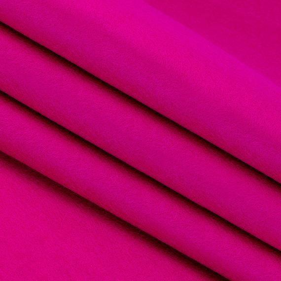 100 Wool Felt By The Yard Fuchsia 72 Wide X 1 Yd X 1 2mm Thick Wool Felt Wool Crafts Felt
