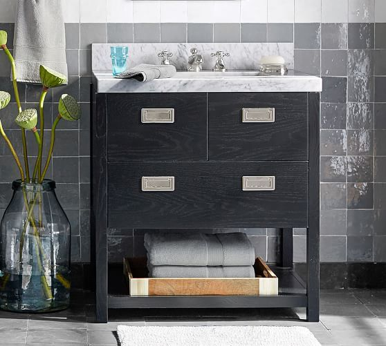Shop Pottery Barn For Bathroom Vanities And Bathroom Sinks. Add Style And  Functionality To The Bath With Bathroom Vanities And Sinks.