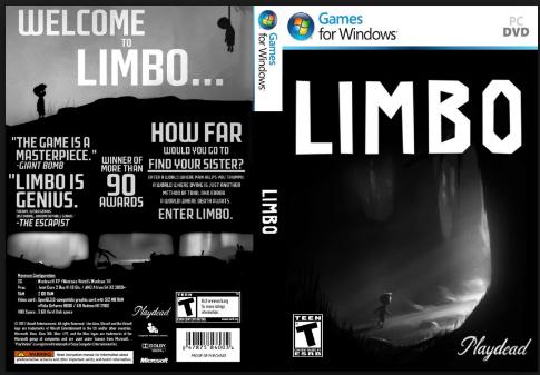 لعبة limbo للكمبيوتر