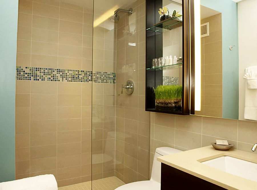 Bathroom Interior Design Ideas Indigo Hotel Chelsea Manhattan New York On  NYC Bathroom Design   Best Bathrooms Design Ideas