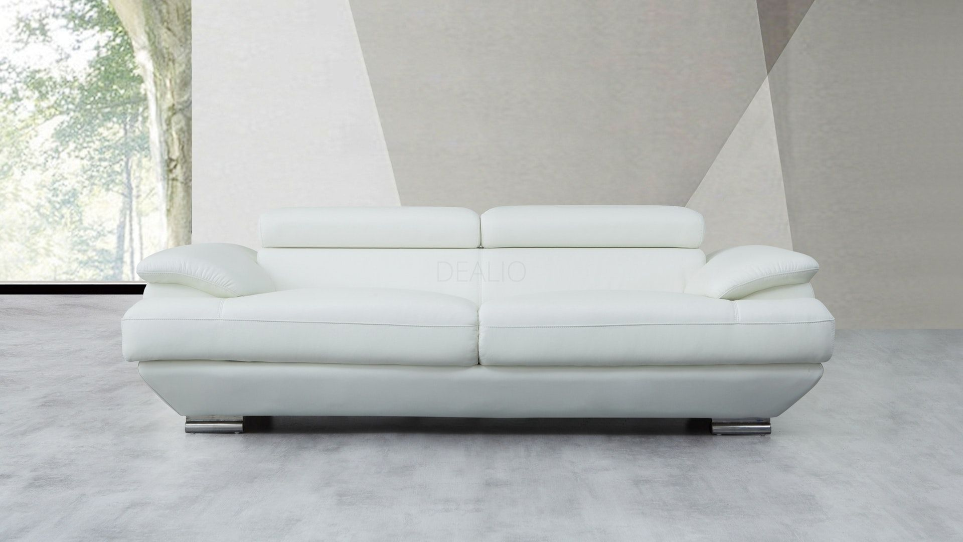 Lexington Leather Three Seat Sofa Lounge Life