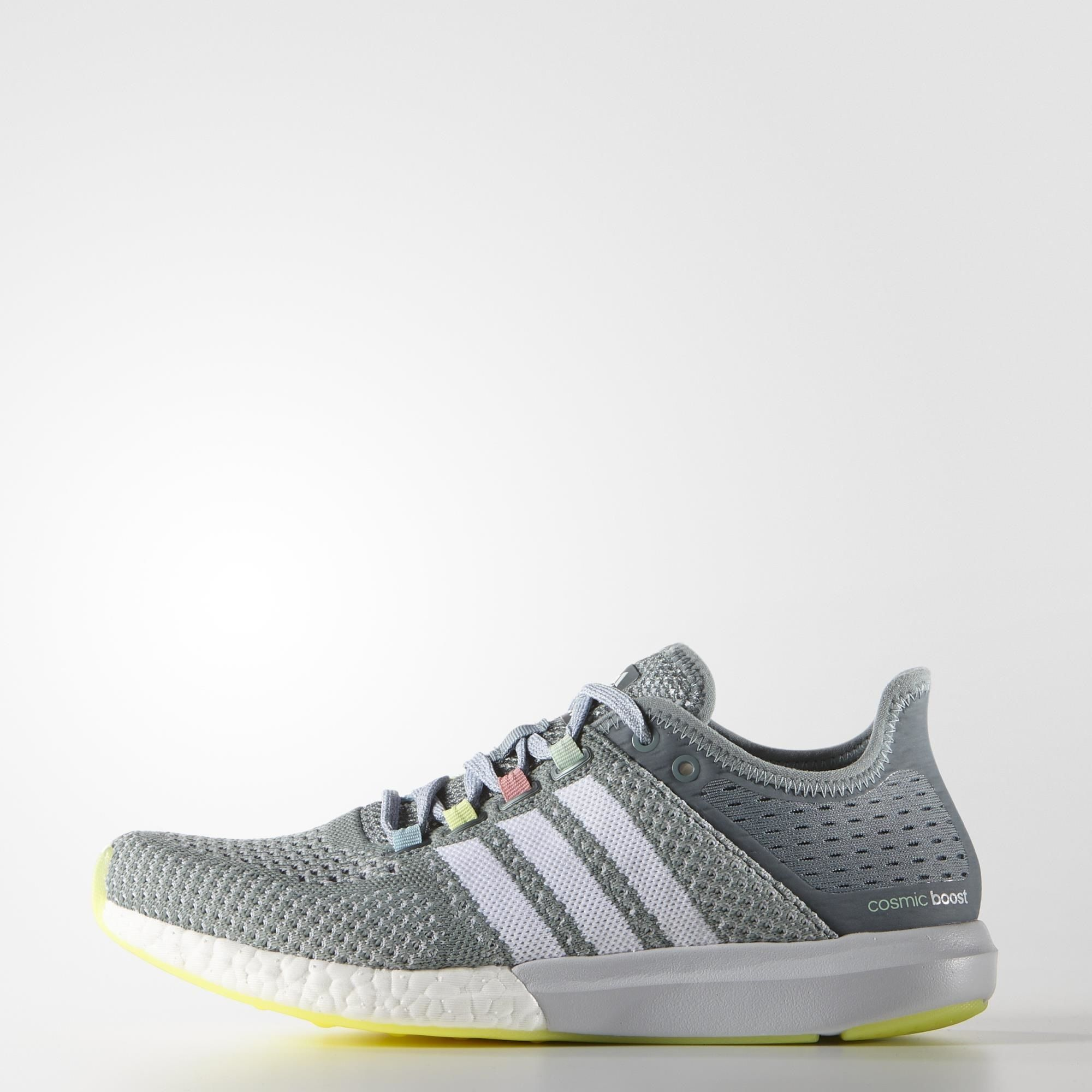 c6a418c12d674d adidas Women s Climachill Cosmic Boost Shoes - Green Earth
