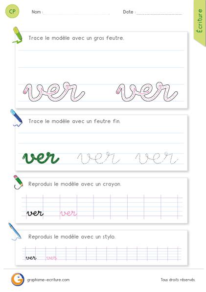 apprendre a ecrire le francais pdf