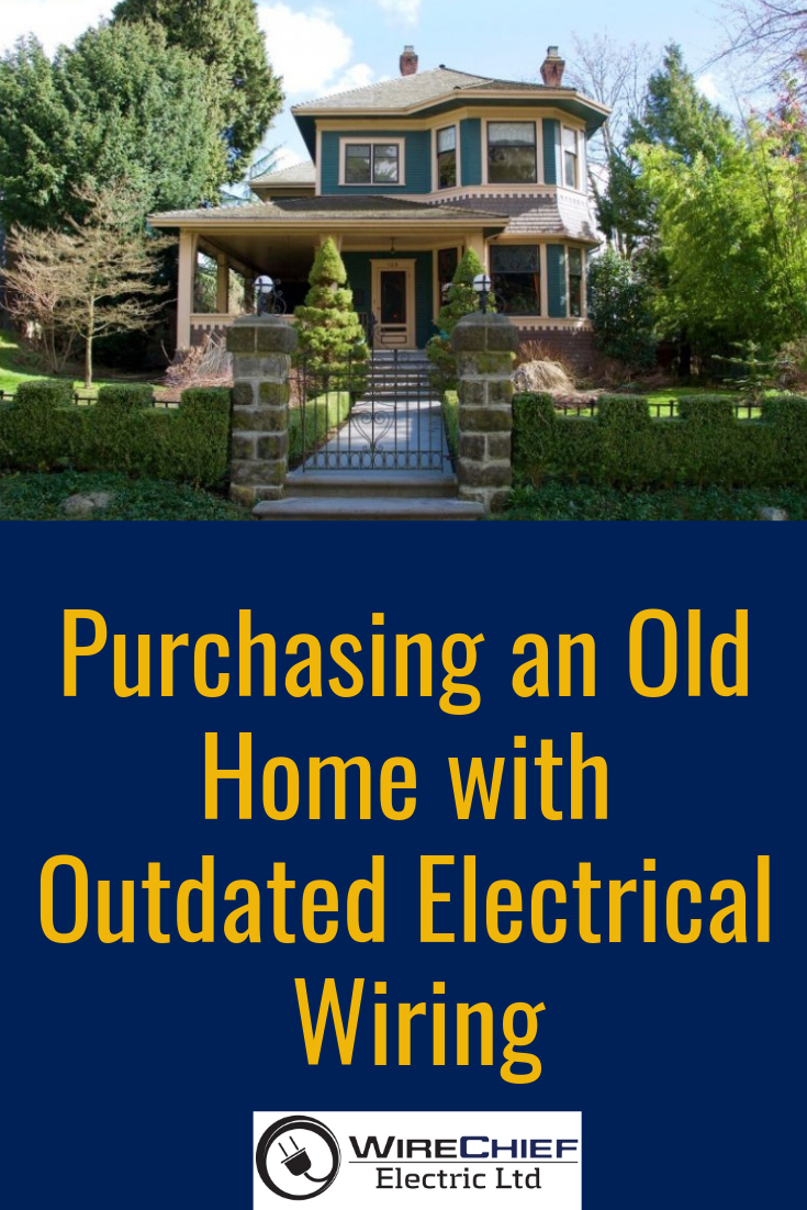 Purchasing a Home with Outdated Electrical Wiring ...