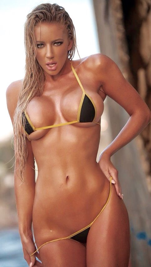 Big natural tits and bra