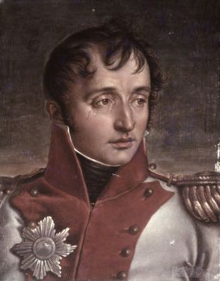 Louis Bonaparte (1778-1846) was Napoleon's younger brother. He was the most delicate of the Bonaparte siblings, who would have daily seizures. He struggled with depression, helplessness, possible homosexuality and obsessive jealousy. He was also intelligent and insightful and interested in the arts. He was king of Holland for 4 years and took his responsibilities seriously and gained some affection from the Dutch.