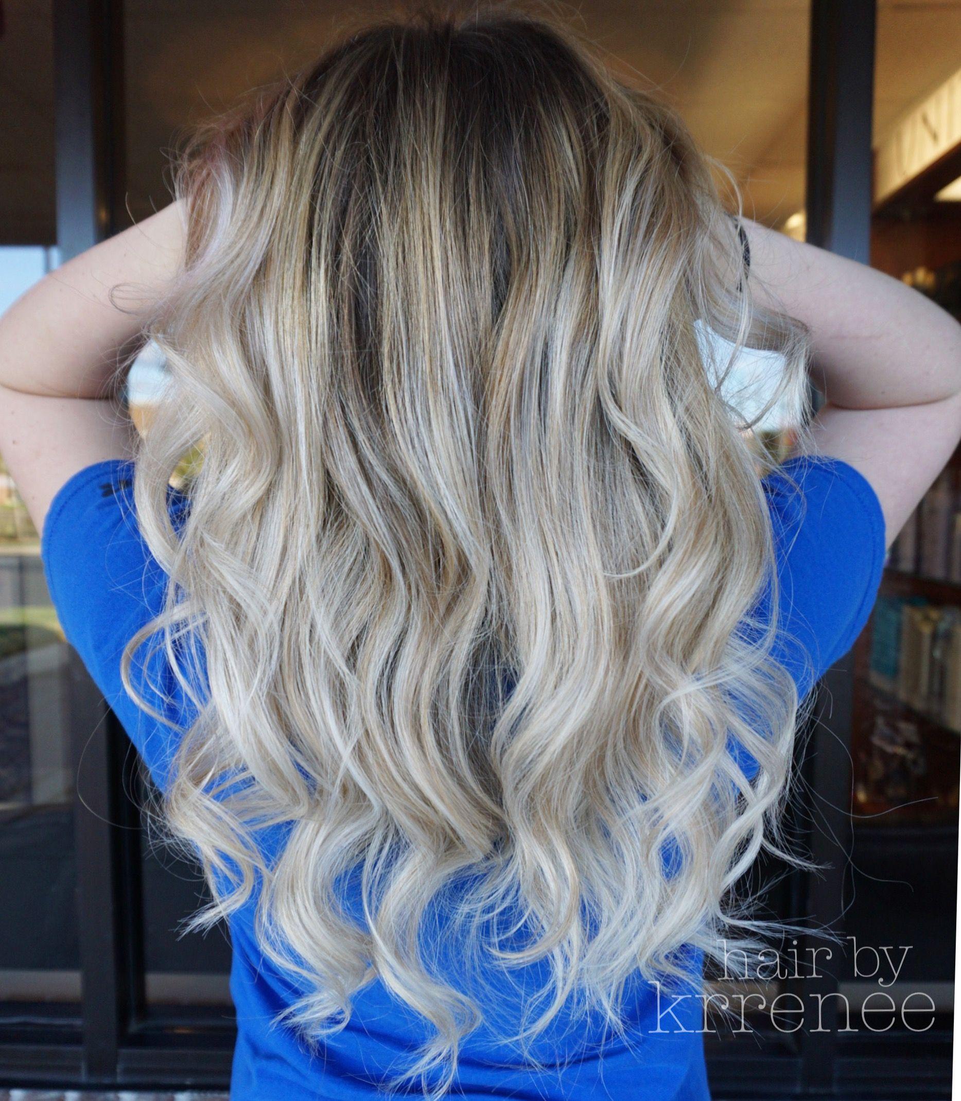 blonde balayage kristen mackoul hair blondes kristen mackoul hair hair by krrenee blonde balayage