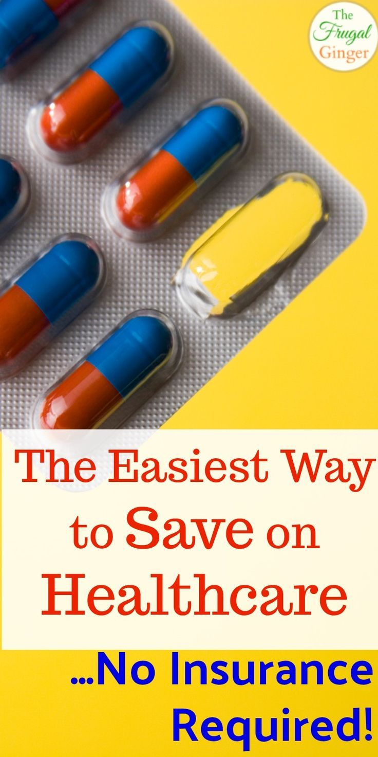 The Easiest Way to Save on Healthcare: No Insurance ...