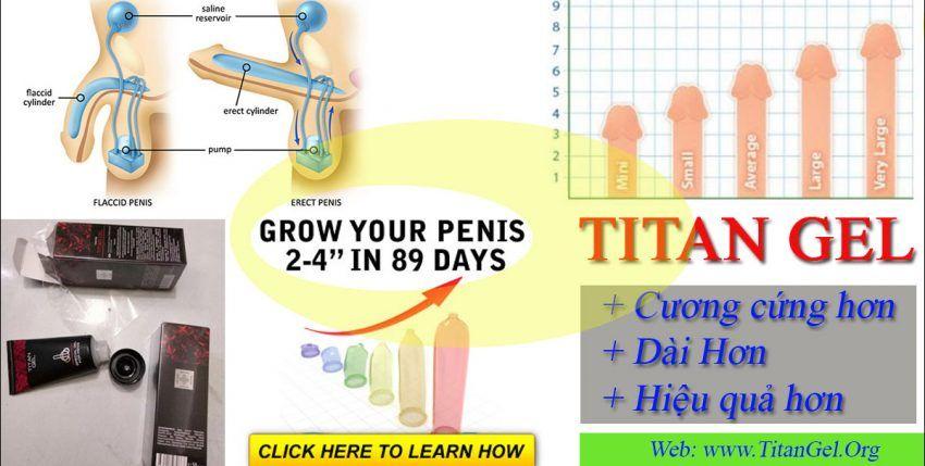 hướng dẫn cách dùng titan gel chính xác cách dùng ttian gel nga