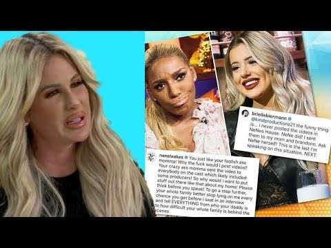 c0dac326284 The Real Housewives Blog  NeNe Leakes To KIm Zolciak s Daughter Brielle  Bier.