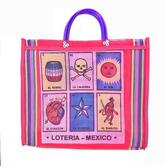 Mexican Mercado Bags Mini Market Bag Small Candy Treat ...   Chalupa Mexican Mercado Bags