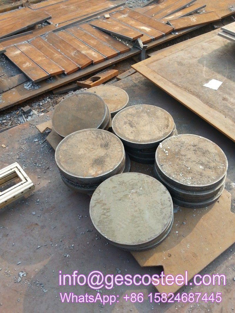 Ss400 Ms 10mm Steel Steel Plate Steel Plates