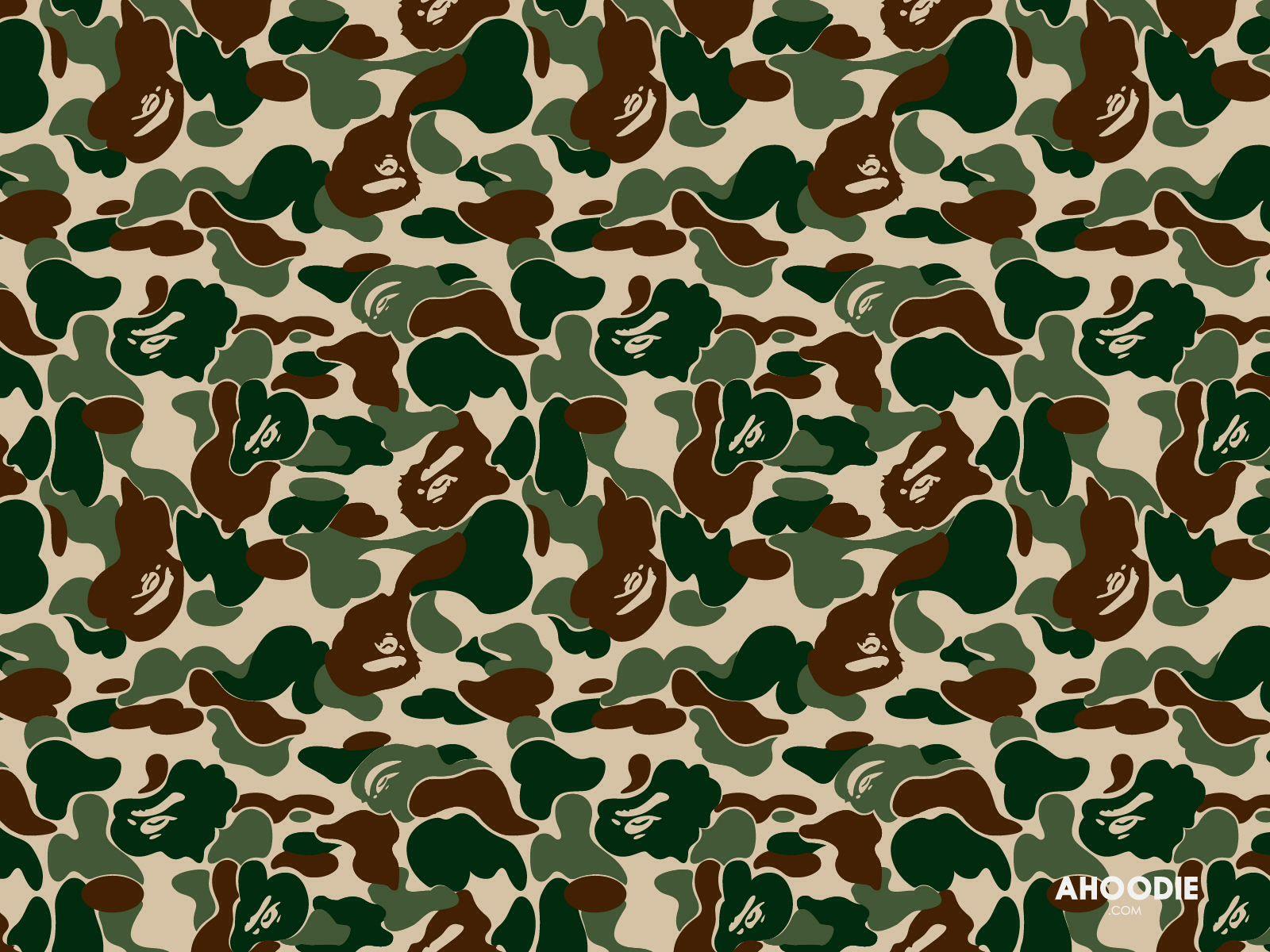 Ape shall never kill ape bape pinterest typography ape shall never kill ape camo wallpapera amipublicfo Choice Image