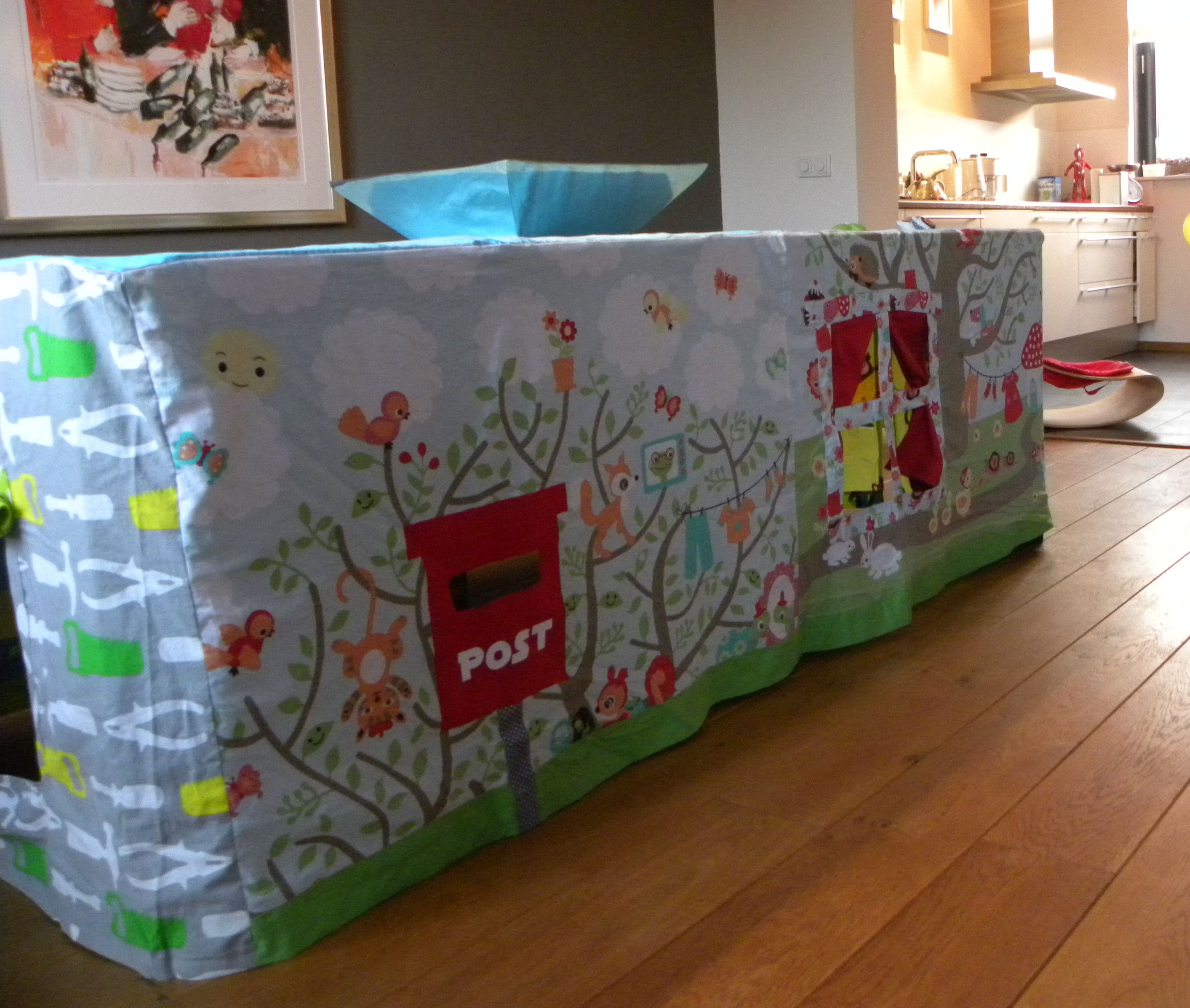 Tafeltent / Table tent & Tafeltent / Table tent | Kids | Pinterest | Table tents Sewing ...