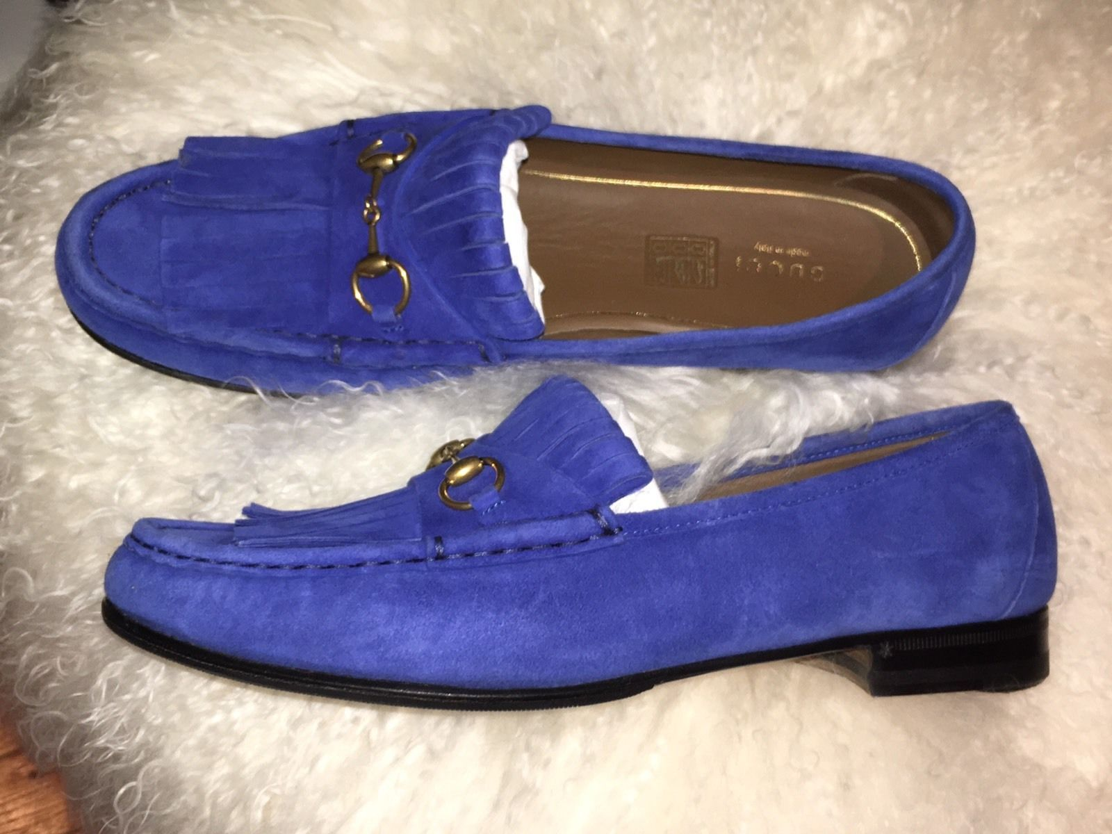 Pin on Pre-owned Gucci Slippers and Loafers