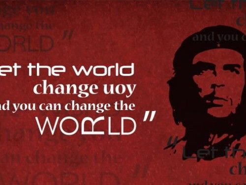 Photos, Poems, Pictures, Quotes, Phrases and Images of Che Guevara